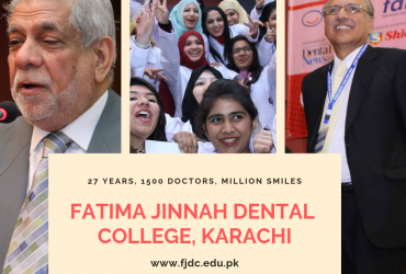 Fatima Jinnah Dental College Karachi