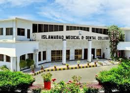 Islamabad Medical and Dental College, Islamabad.