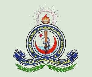 LUMHS BDS Merit List  Dated 28-3-2020