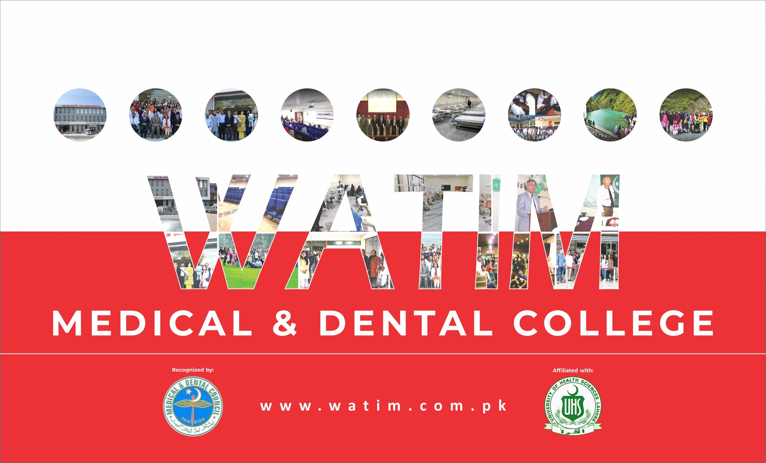 Admission in BDS Watim Dental College