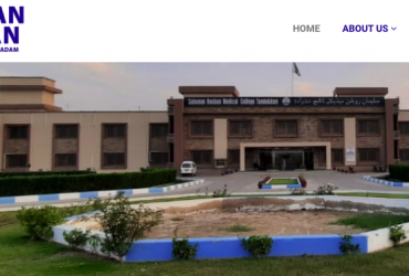 Suleman Roshan Medical college Tando Adam