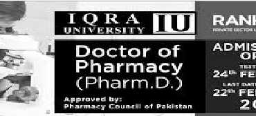 Iqra University, Karachi