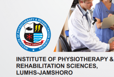 Institute of Physiotherapy LUMHS Jamshoro