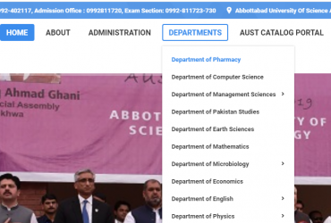 Abbottabad University Of Science And Technology