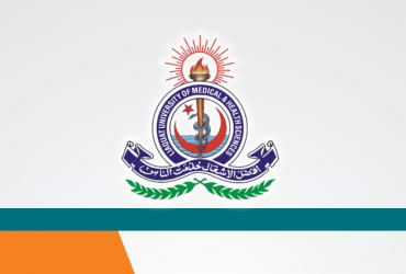 Private: Liaquat University of Medical & Health Sciences Jamshoro