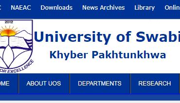 University of sawabi (Pharmacy)