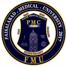 Faisalabad Medical University, Faisalabad Applications For BDS House Job 2020-21