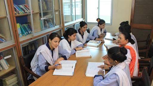 Aziz Fatimah Nursing College