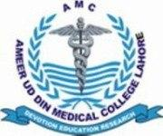 Ameer-ud-Din Medical College MD Courses