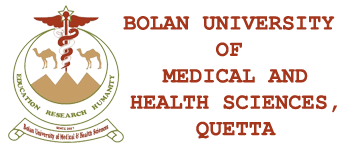 bolan university of medical and health sciences Quetta
