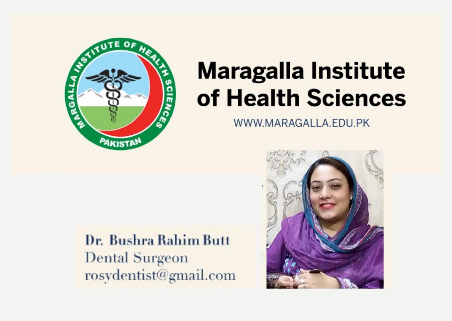 Dr. Bushra Rahim Butt about MIHS