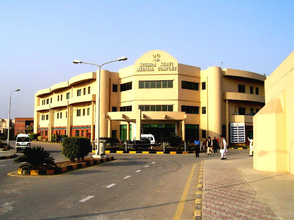 Sahara College of Health Sciences, Narowal