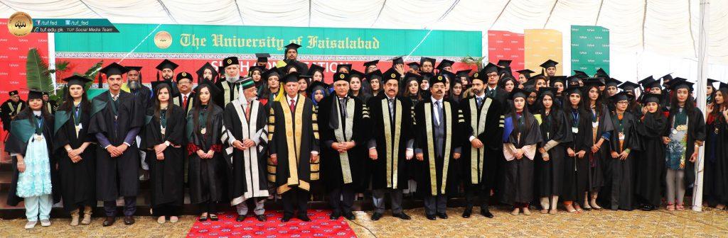 The University of Faisalabad