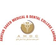 Akhtar Saeed Dental College, lahore