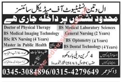 Al Wateen Institute Of Medical Sciences