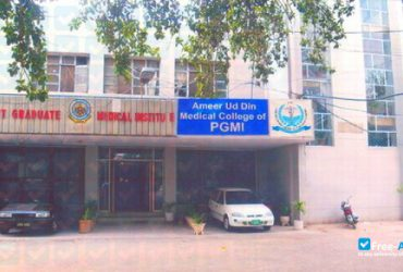 Ameer-ud-din Medical College, Lahore