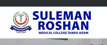 suleman roshan medical college, Tando adam