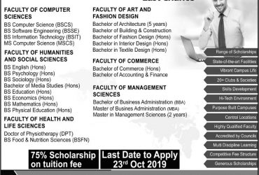 University Of South Asia