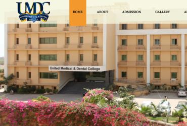 United Medical college, karachi