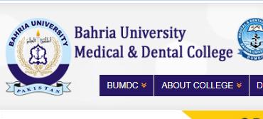 bahria dental college karachi