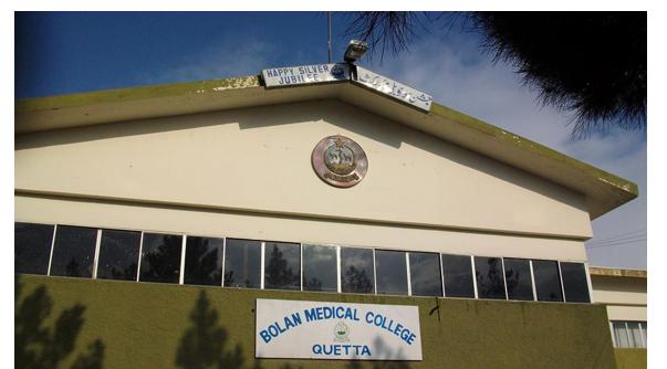 Bolan Medical College