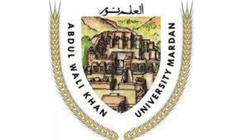 Abdul Wali Khan University MA English Admissions