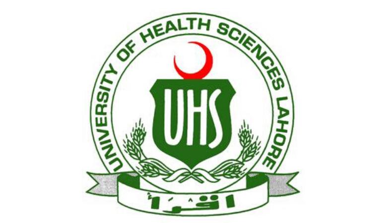 UNIVERSITY OF HEALTH SCIENCES LAHORE Biochemistry (MPhill / Phd) admissions